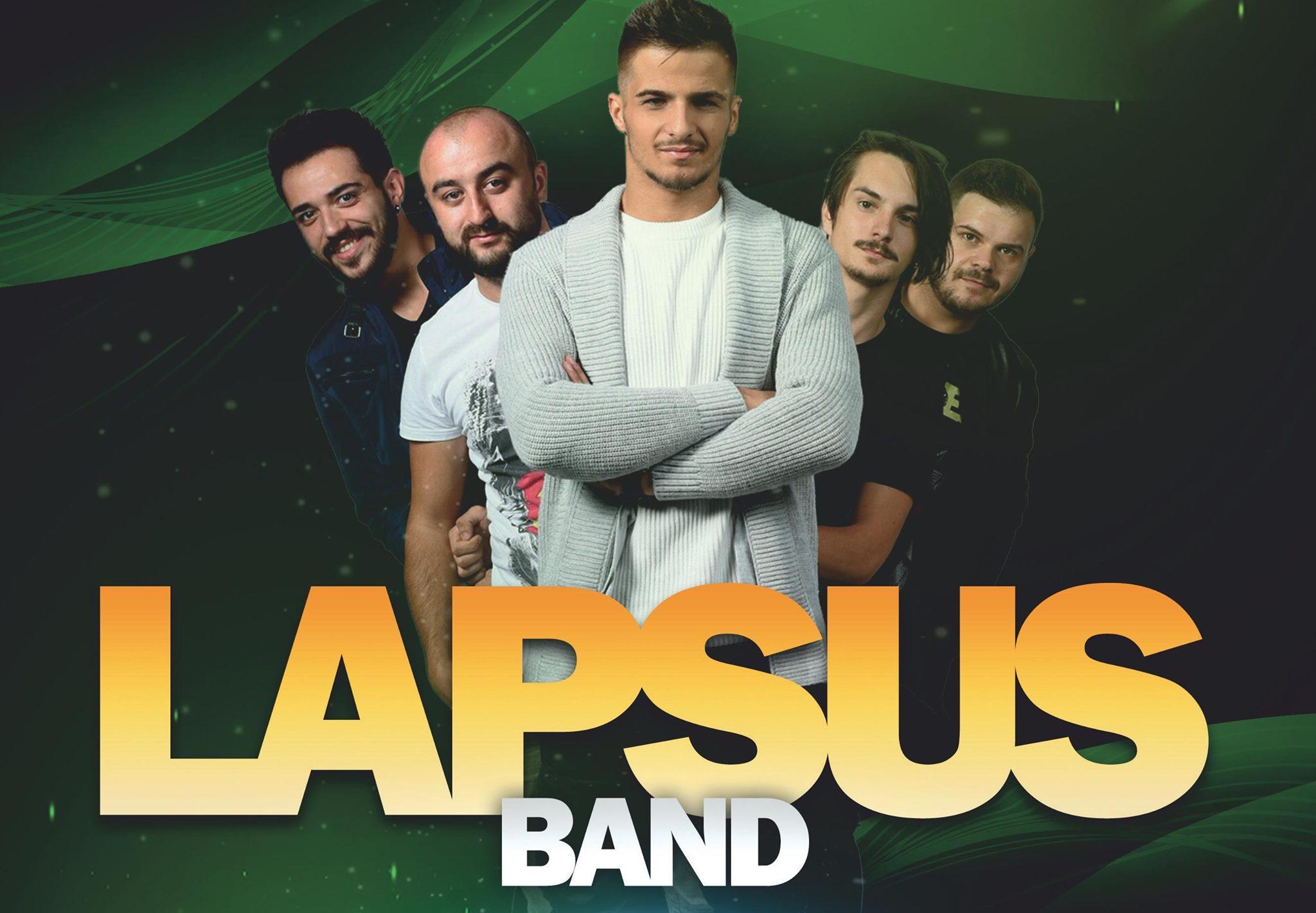LAPSUS BAND