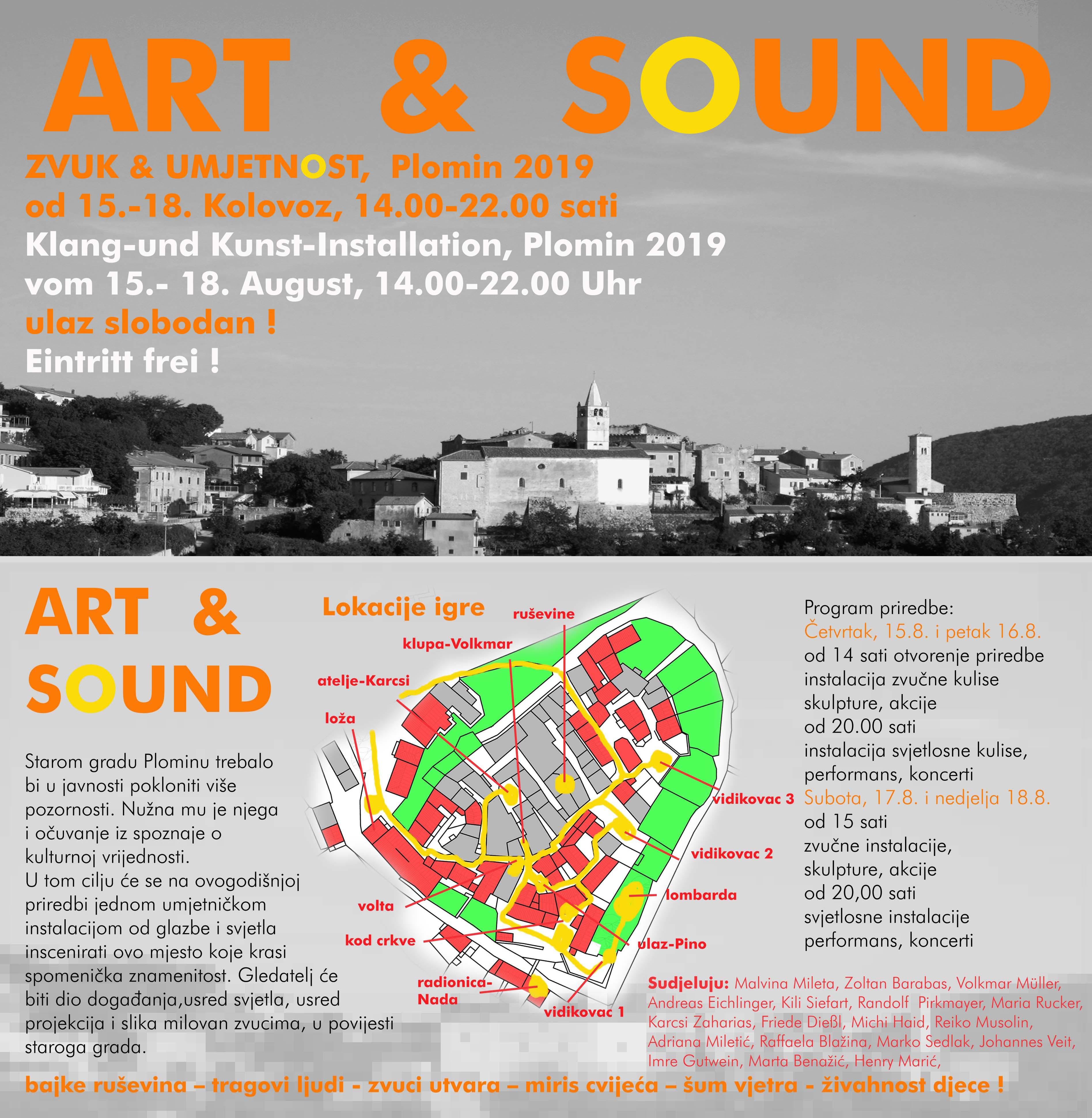 Manifestacija Art & Sound