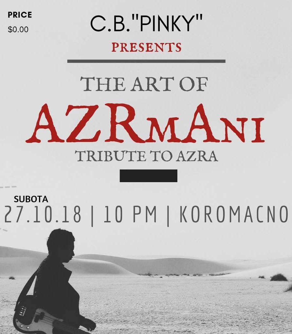 AZRmAni, tribute to Azra