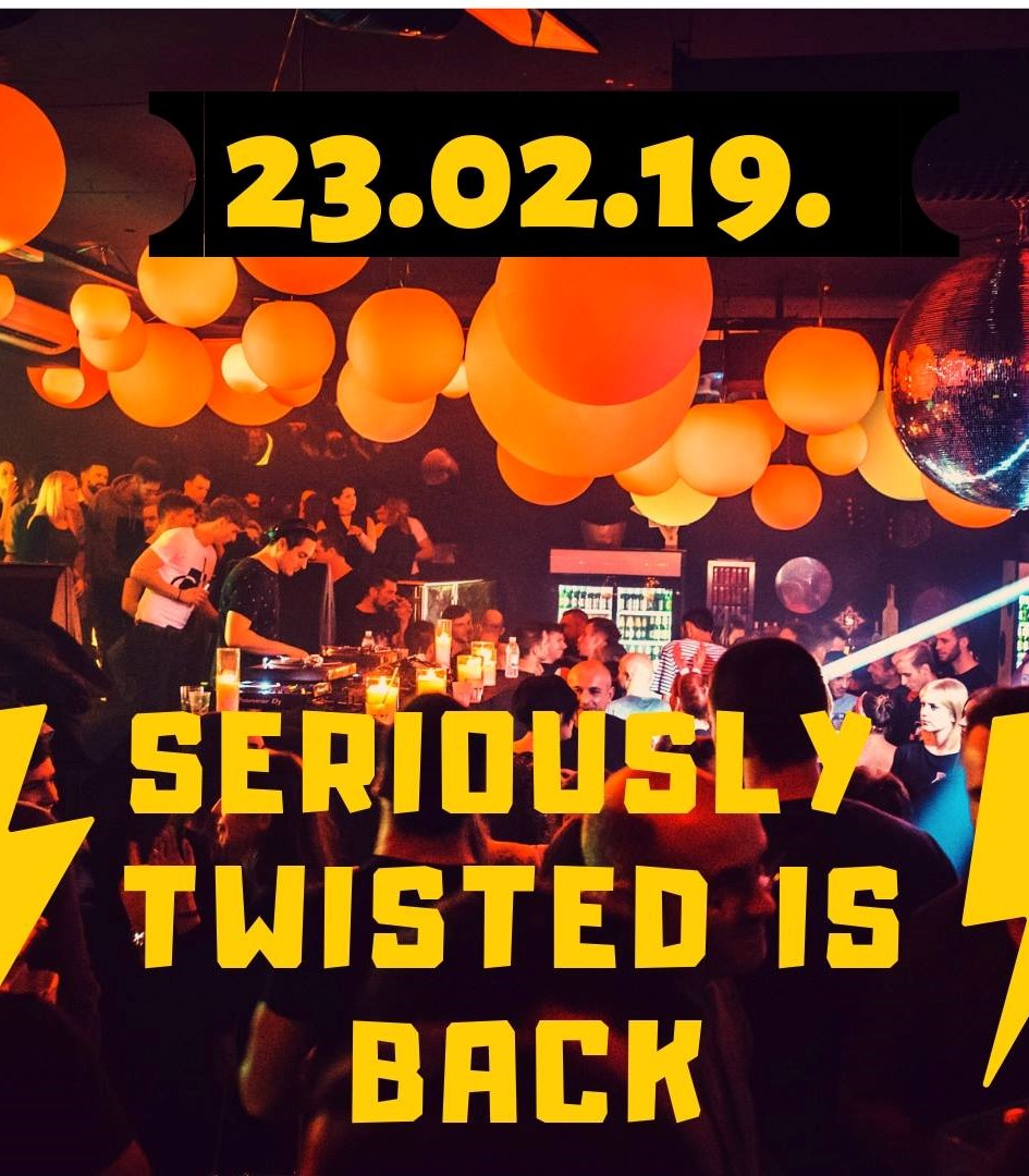 Good Vibes Only w/ Rich NxT [FUSE] @ Discotheque Magnus Pazin 23/02/2019