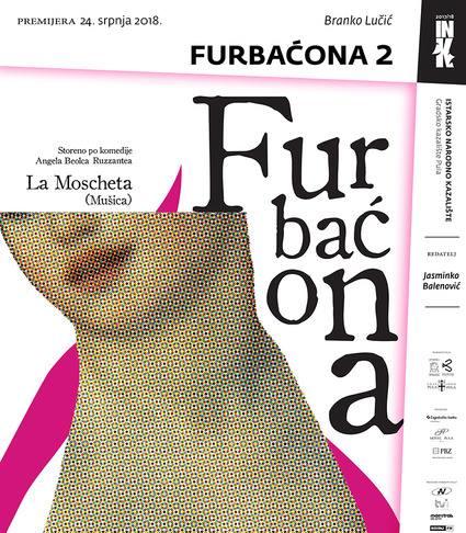 """Kazališna predstava """"Furbaćona 2"""""""