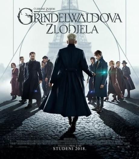 Grindelwaldova zlodjela
