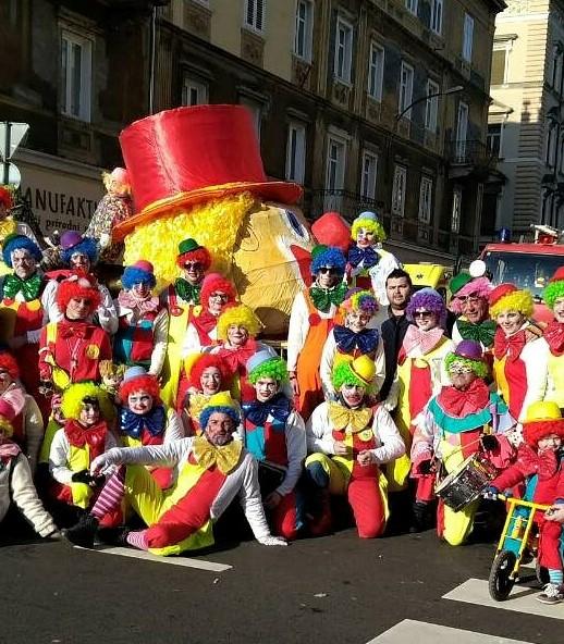 Početak Labinskog karnevala