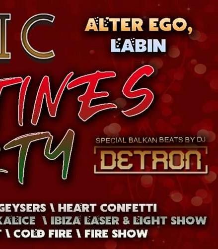 Hypnotic: Valentines Party