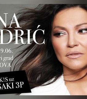 Fešta Petrova – Nina Badrić i Kawasaki 3P