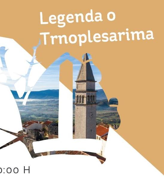 Legenda o Trnoplesarima