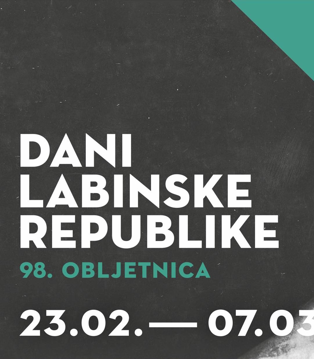 98. obljetnica Dana Labinske republike