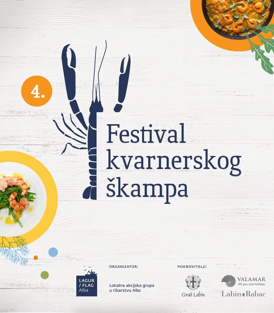 4. festival kvarnerskog škampa
