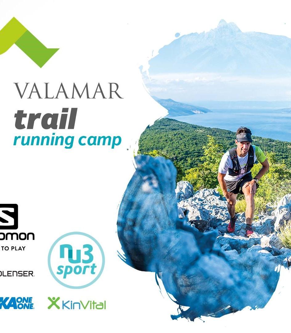 Valamar Trail running camp