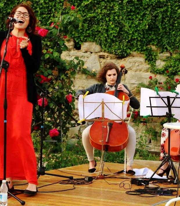 Tiny String Trio - Ana Pilat