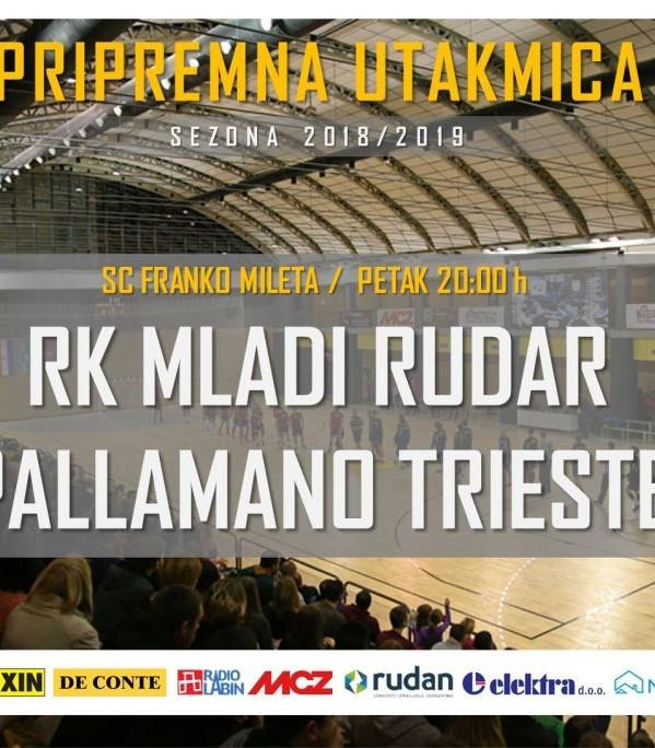 RK Mladi Rudar : Pallamano Trieste