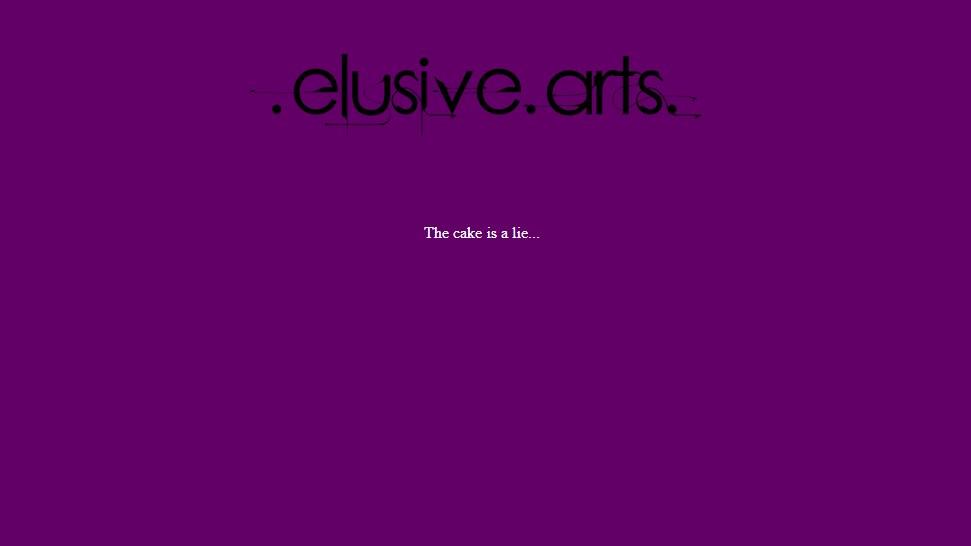 Elusive Arts