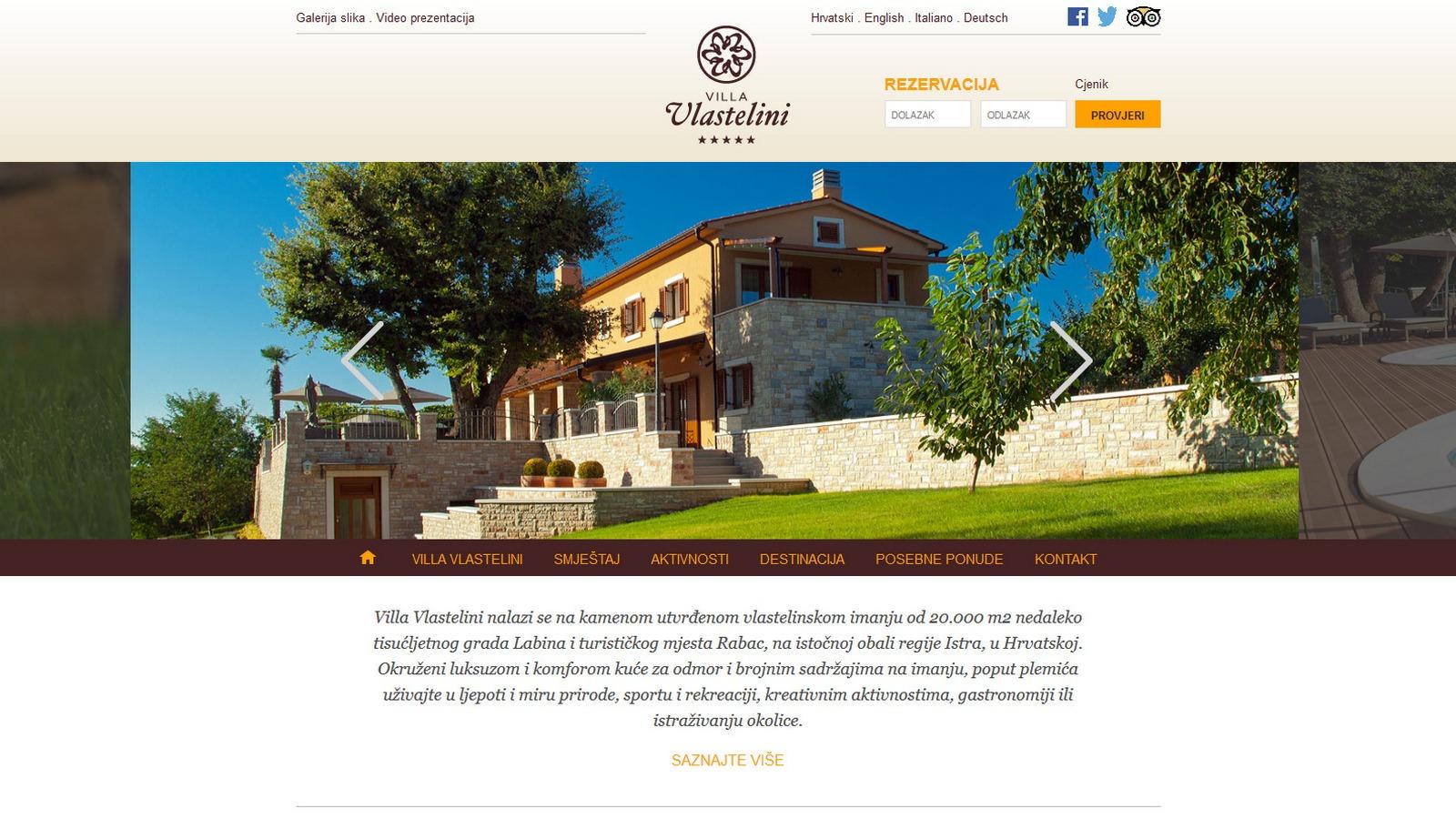Villa Vlastelini