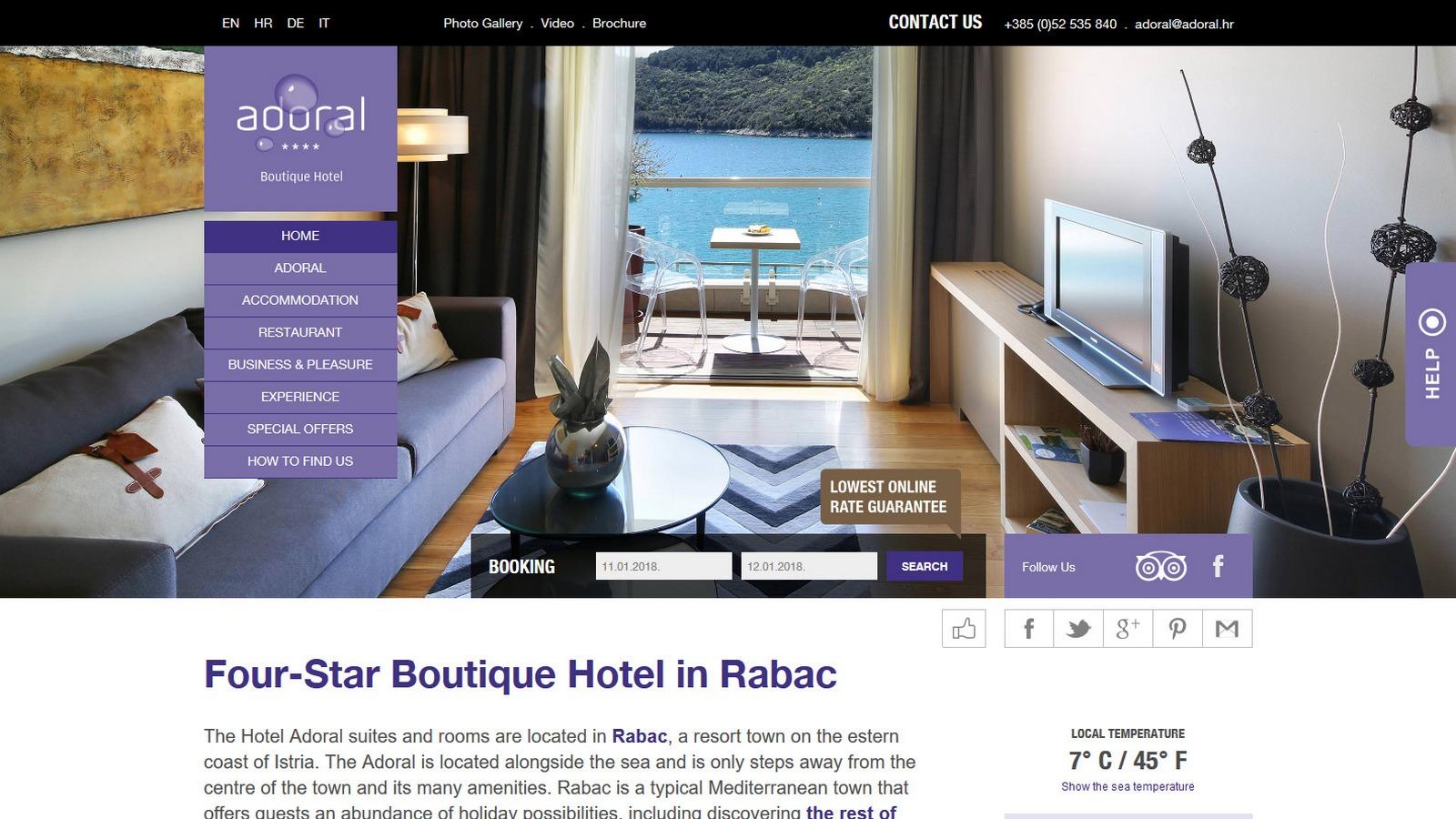 Adoral hotel
