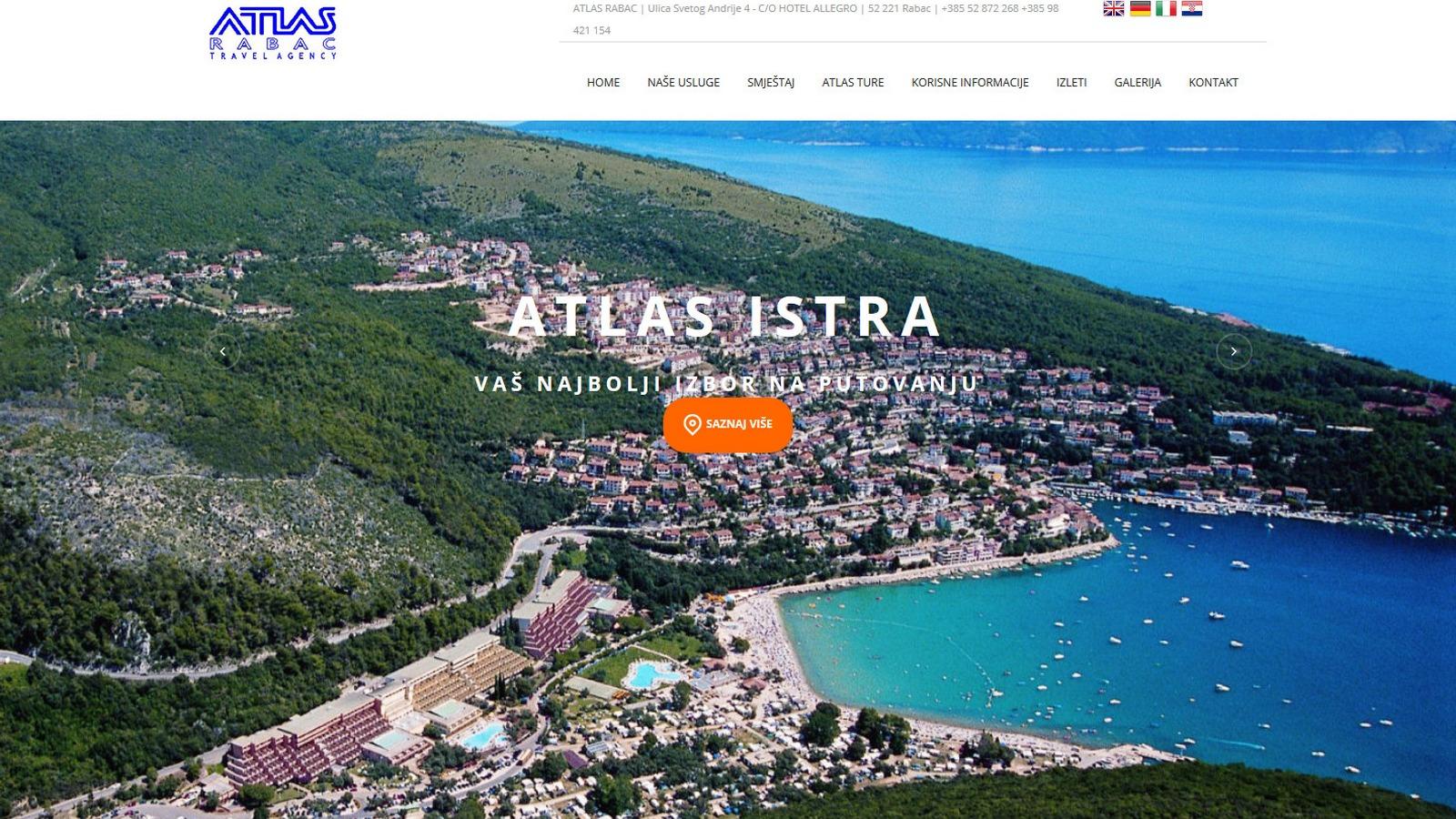 Atlas Rabac d.o.o.