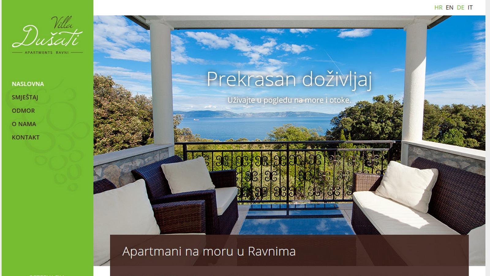 Villa Dušati Ravni