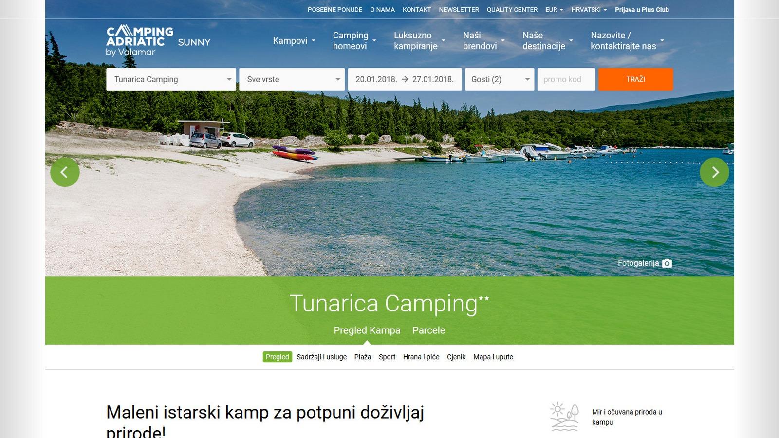 Kamp Tunarica