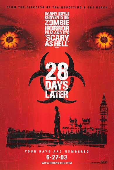 FIlmoteka: 28 Days Later (28 dana kasnije)