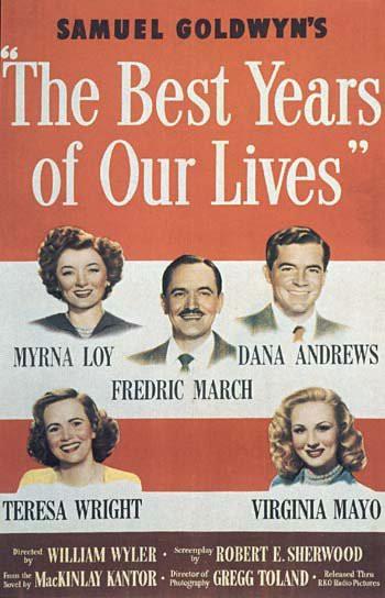 Filmoteka: Najbolje godine našega života (The Best Years of Our Lives, 1946)