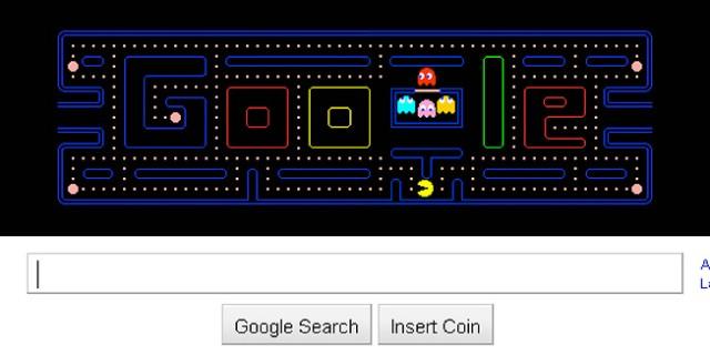 30 godina Pacmana: Je li ovo najbolji Google logo ikad?