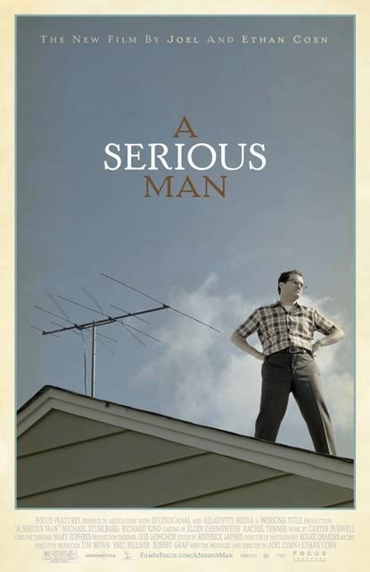Filmoteka: A serious man (Ozbiljan čovjek)