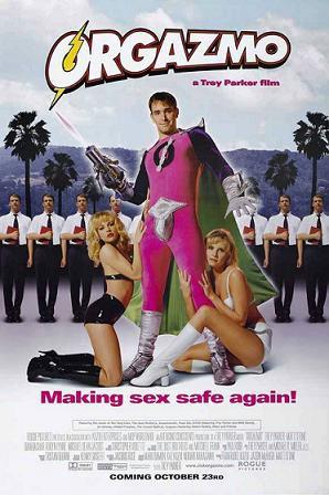 Filmoteka: Orgazmo (Kapetan Orgazmo)