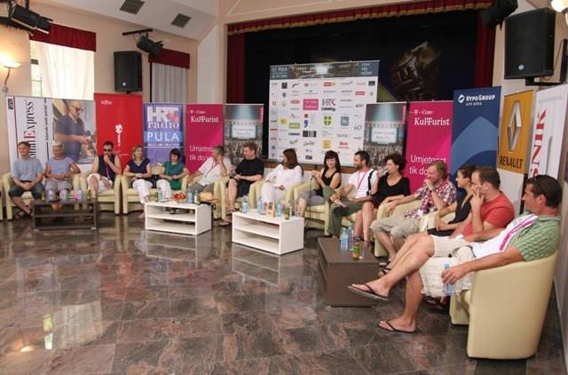 Pula Film Festival: Pucanje filma u Vitezovoj Šumi // Hrvatska priča o 11. rujnu //