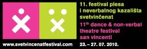 11 Festival plesa i neverbalnog kazališta Svetvinčenat: O predstavama: PLESNA KOMPANIJA MASA I ZAGREBAČKI PLESNI ANSAMBL: RANDEVU/RENDEZVOUS