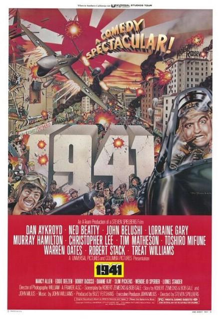 FIlmoteka: 1941 (1941- Luda invazija na Kaliforniju)