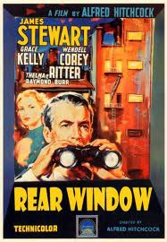 Filmoteka: Rear window (Dvorišni prozor)