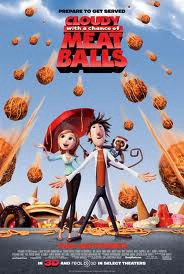 Filmoteka: Cloudy With a Chance of Meatballs (Oblačno s ćuftama)