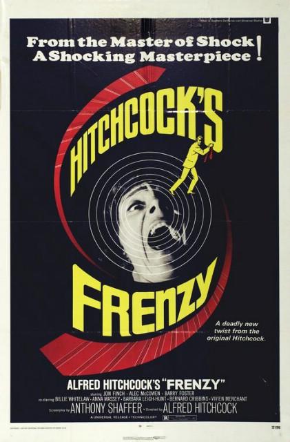 Filmoteka: Mahnitost / Frenzy (1972)