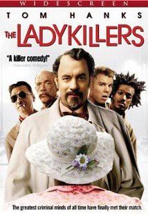 Filmoteka: The ladykillers (Gangsterska petorka)