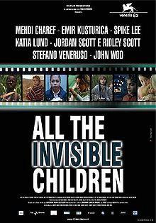 Filmoteka: All the invisible children (Sva nevidljiva djeca)