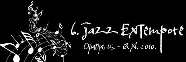 6. jazz extempore - Opatija