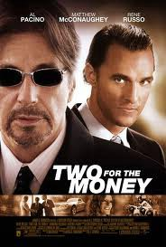 Filmoteka: Two for the money (Sve za lovu)
