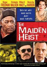 Filmoteka: The Maiden Heist ( Stara ekipa novi plan)
