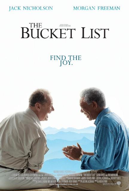 Filmoteka: The Bucket list/Imaš petlju? (2007)