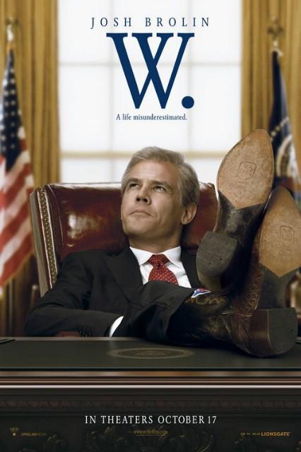 Filmoteka: W./ W. film o Georgu Bushu (2008)