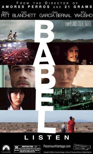 Filmoteka: Babel / Babel (Babilon) (2006)