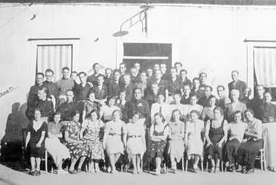 Uprava rudnika »Arsa« 1936.