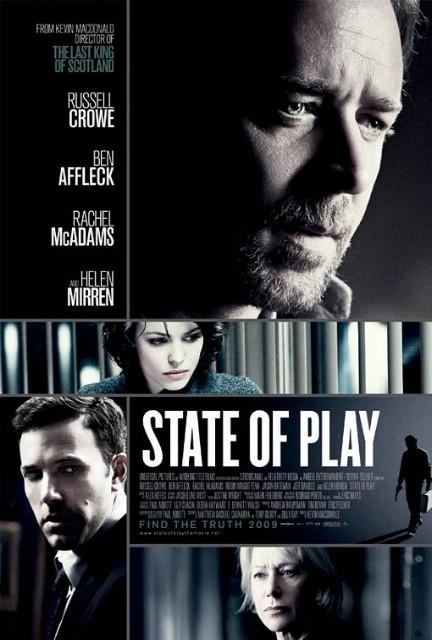 Filmoteka: State of play / U vrtlogu igre (2009)