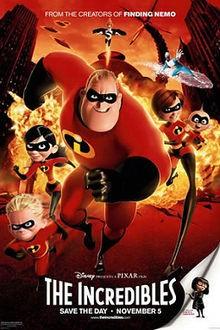 Filmoteka: The Incredibles (Izbavitelji)