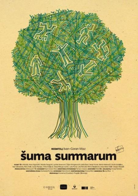 Najbolji hrvatski film 2010. - Šuma summarum