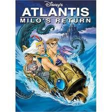 FIlmoteka: Atlantis: Milo's Return (Atlantida - Milov povratak)
