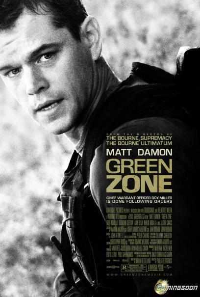 Filmoteka: Green Zone / Slobodna zona (2010)