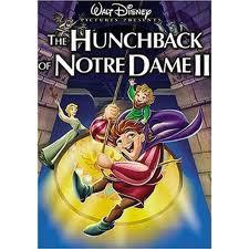 Filmoteka: The Hunchback of Notre Dame II (Zvonar crkve Notre Dame 2)
