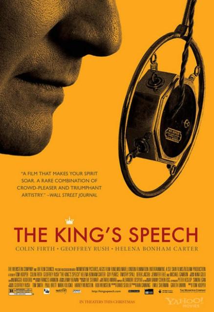 Filmoteka: The King`s Speech / Kraljev govor (2010)