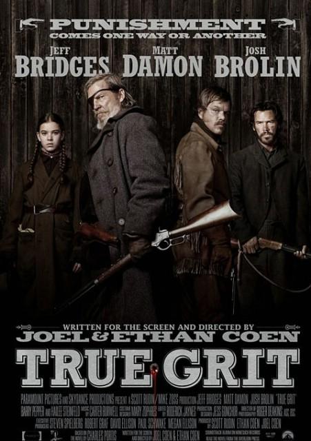Filmoteka: True Grit / Čovjek zvan hrabrost (2010)