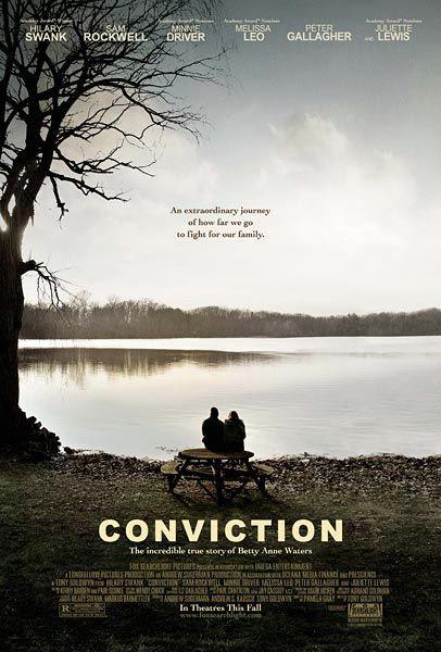 Filmoteka: Conviction / Osuda (2010)